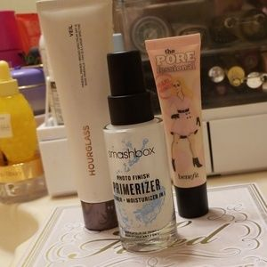 💦Hourglass, Smashbox, Benefit Primer Bundle